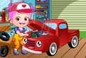Baby Hazel Mecanic Auto