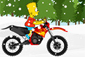 Bart Simpson Motociclistul