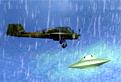 Cu Avionul in Triunghiul Bermudelor