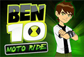 Cursa pe Motocicleta cu Ben 10