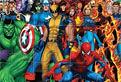 Puzzle cu Toti Supereroii
