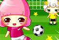 Fotbal cu Barbie