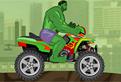 Hulk pe ATV