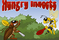 Hungry Insects