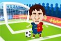 Joaca Fotbal cu Messi