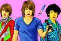 Jonas Brothers in Culori