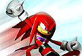 Knuckles in Puzzle