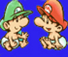 Luigi Baby Pacman