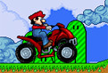 Mario ATV Colecteaza Monede