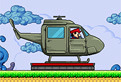 Mario in Elicopter