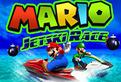 Mario pe Jet Ski