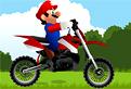 Mario la Motorcross