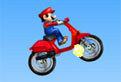 Mario pe Motoreta