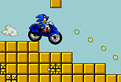 Motociclism Obstacole cu Sonic