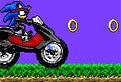 Ninja Sonic Motociclistul