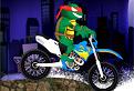 Ninja Turtle Bike Challenge
