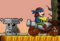 Piratii din Caraibe pe ATV