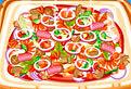 Pizza Patrata si Delicioasa