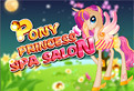 Pony Princess Spa Salon Web
