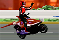 Power Rangers Moto Race