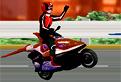 Power Rangers Moto Race