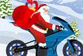 Mos Craciun si Motocicleta