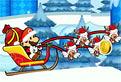 Mario e Mos Craciun!