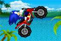 Sonic, Sofer de ATV