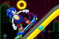 Skateboarding cu Sonic
