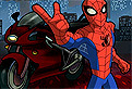 Spider-Man Motociclistul