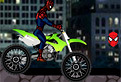 Spiderman Bike Challenge