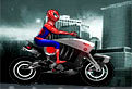 Spiderman, Motociclistul Grabit