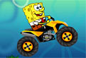 SpongeBob pe ATV