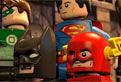 Lego cu Supereroi in Puzzle