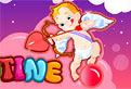 Cupidon Sparge Baloane
