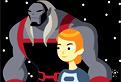 Alien Kidnapped Gwen