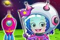 Baby Hazel Cosmonaut