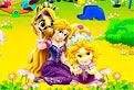Decoreaza Gradina Micutei Rapunzel!