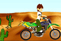 Ben10 in Sahara