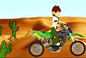 Ben10 in Sahara
