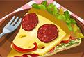 Felie de Pizza Haioasa