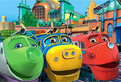 Chuggington de Colorat