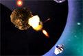 Nave Spatiale si Meteoriti