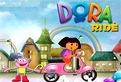 Aventuri cu Dora pe Motocicleta