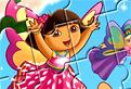 Puzzle cu Dora
