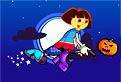Aventuri cu Dora de Halloween