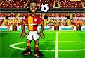 Didier Drogba Loveste Mingea