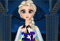 Tort de Halloween cu Elsa
