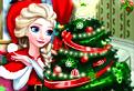 Decoreaza cu Elsa Bradul de Craciun!
