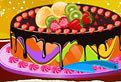 Tort delicios cu fructe